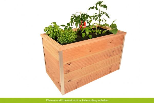 Hochbeet plantastisch.de urban gardening