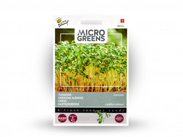 Buzzy Microgreens Gartenkresse