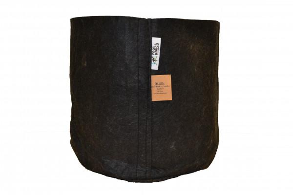 Pflanztasche Root Pouch - Schwarz 1L, 16 L ohne Griffe