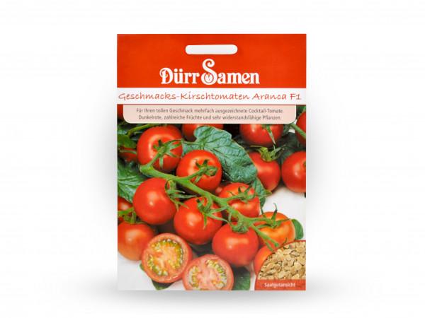 Dürr Samen - Geschmacks-Kirschtomaten Aranca