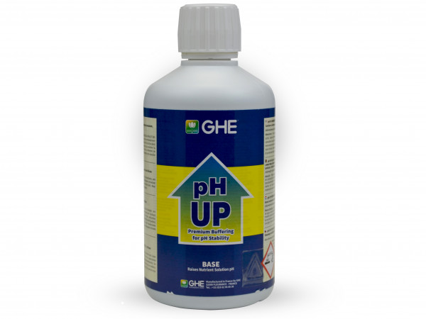 GHE - pH up 0,5L