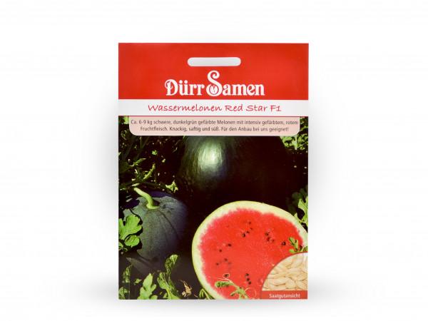 Dürr Samen - Wassermelonen Red Star