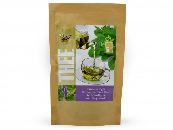Anzuchtbeutel Buzzy Grow Bag Koreanische Minze