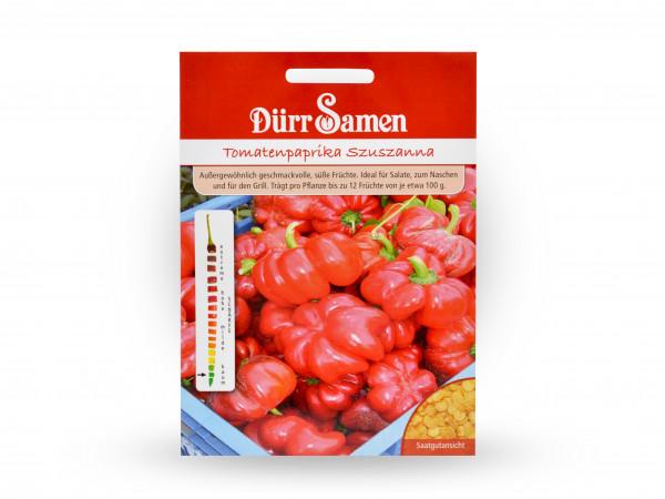 Dürr Samen - Tomatenpaprika Szuszanna