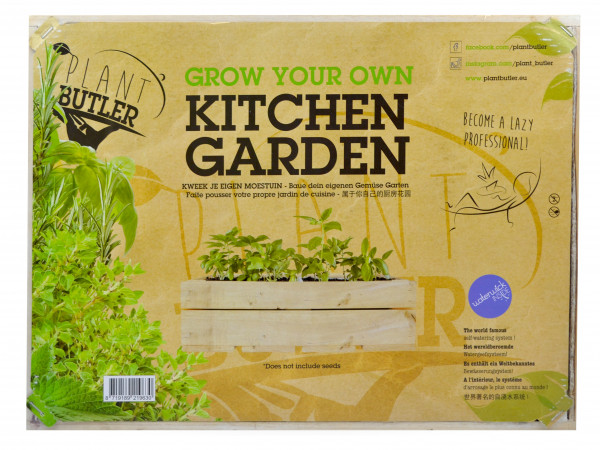 Aim Fresh - Kitchengarden