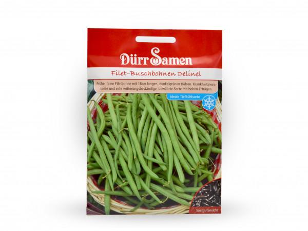 Dürr Samen - Filetbohne Delinel