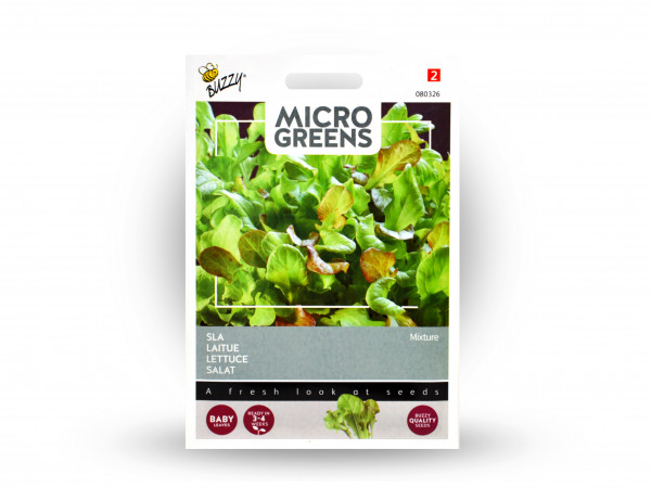 Buzzy - Microgreens Salatmischung
