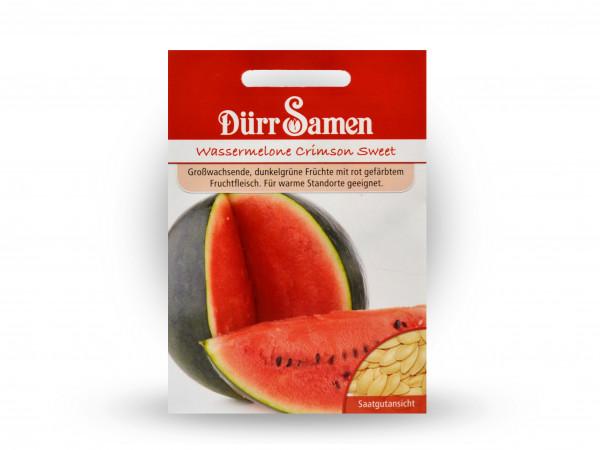 Dürr Samen - Wassermelonen Crimson